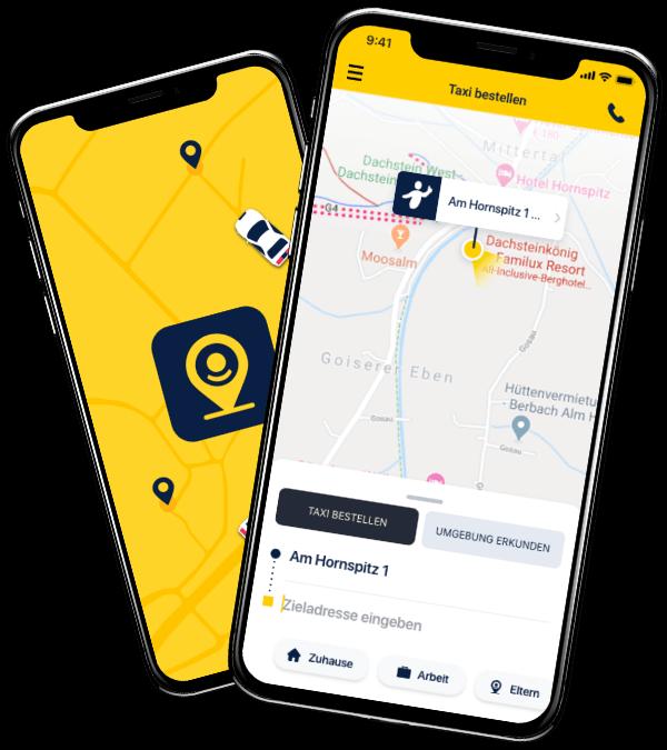 Taxi Spot App