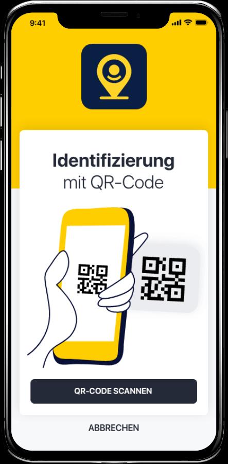 Taxi Spot App Verifizierung